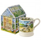 Emma Bridgewater Year in the Country Seaside Landscape 1/2 Pint Mug