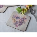 Mikasa Hush Coasters - Set of 4