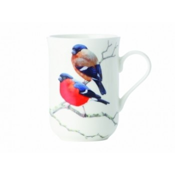 Maxwell & Williams Birds of the World Bullfinches Mug