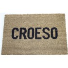Croeso / Welcome Welsh Door Mat