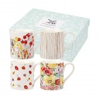 Collier Campbell Painted Garden Larch Mug Set