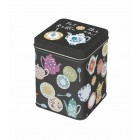 Elite Black Tea Caddy