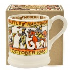 Emma Bridgewater Battle of Hastings 1/2 Pint Mug