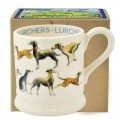 Emma Bridgewater All Over Lurcher 1/2 Pint Mug