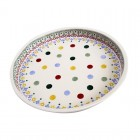 Elite Tins Emma Bridgewater Polka Dot Tray