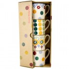 Emma Bridgewater Polka Dot Set of 4 Espresso Mugs