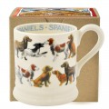 Emma Bridgewater All Over Spaniel 1/2 Pint Mug