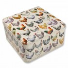 Emma Bridgewater Hen & Toast Square Tin