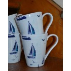 Coolmovers Sail Away Melamine Mug