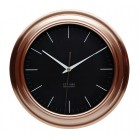 Kitchen Craft Copper Effect Wall Clock