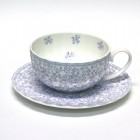 Maxwell & Williams Charming Bluebells Breakfast Cup & Saucer