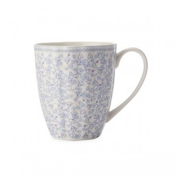 Maxwell & Williams Charming Bluebells Coupe Mug