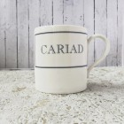 Cariad Fine Bone China Mug