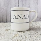 Panad Fine Bone China Mug