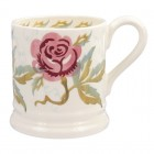Emma Bridgewater Sponge Rose 1/2 Pint Mug