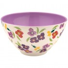 Emma Bridgewater Wallflower Melamine Large Bowl