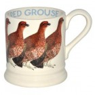 Emma Bridgewater Red Grouse 1/2 Pint Mug