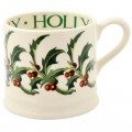 Emma Bridgewater Holly Baby Mug