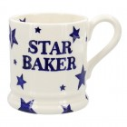 Emma Bridgewater Starry Skies Star Baker 1/2 Pint Mug