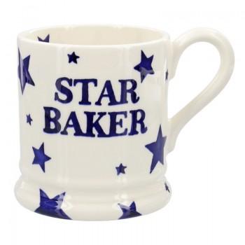 Emma Bridgewater Starry Skies Star Baker 1/2 Pint Mug
