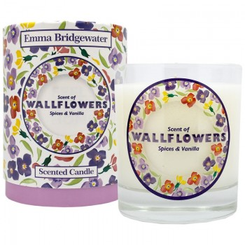 Emma Bridgewater Wallflowers Scented Candle