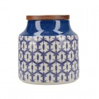 Creative Tops Drift Storage Jar Blue