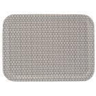 Mikasa Drift Small Willow Wood Tray Grey
