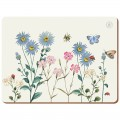 Kew Gardens Meadow Bugs Premium Placemats - Pack of 6