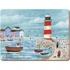 Creative Tops Lighthouse Coastal Everyday Home Placemats - Set of 4