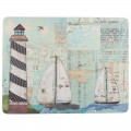 Creative Tops Sea View Premium Placemats - Set of 6