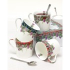 Heath McCabe Countess Thistle Tartans Mug Set