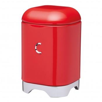 Lovello Red Coffee Tin