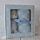 Hush Little Baby Blue Gift Set
