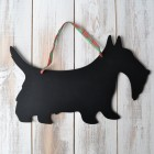 Scottie Dog Chalkboard