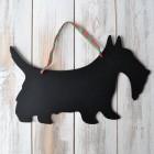 Scottie Dog Chalkboard