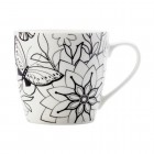 Maxwell & Williams Mindfulness Mug - Butterflies