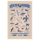 Seasalt Seabirds Cotton Tea Towel