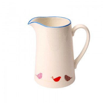Made With Love Little Birds Small Porcelain Jug