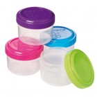 Sistema Dressing To Go Pots Set of 4