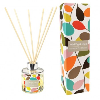 Vintage Ivy Reed Diffuser - Wild Fig and Sage