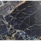 Creative Tops Navy Marble Premium Placemat Set