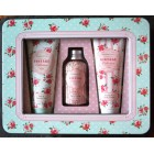 Vintage Rose Bath & Body Luxuries - Bath & Shower Gel, Body Cream & Bath Caviar