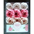 Vintage Rose Relaxing Bath Petals