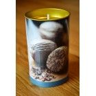 Price's Patchouli & Nutmeg Scented Lantern Candle