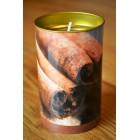 Price's Vanilla & Cinnamon Scented Lantern Candle