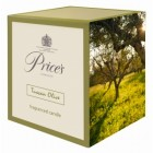 Price's Tuscan Olive Scented Jar Candle