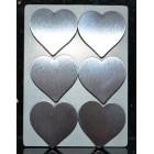 Swift Heart Magnets Set of 6