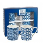 Churchill China Sieni Kochi Mug Set