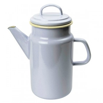 Swift Vintage Home Coffee Pot - Dove