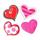 Swift Heart Fridge Magnets